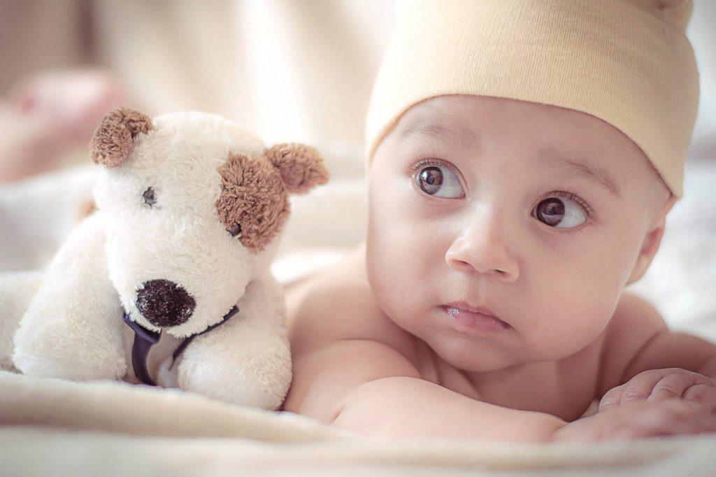 أسباب قلة نوم الرضيع
