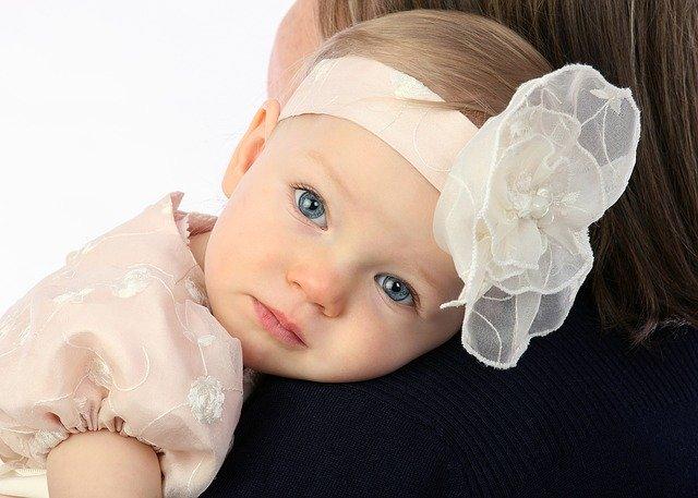 رغبة الرضيع في الحمل