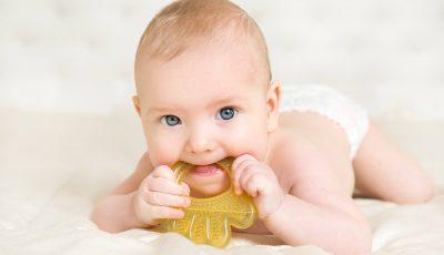 التسنين عند الأطفال أعراضه وعلاجه